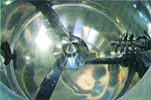 GSL系列高效濕法混合制粒機工作容量
