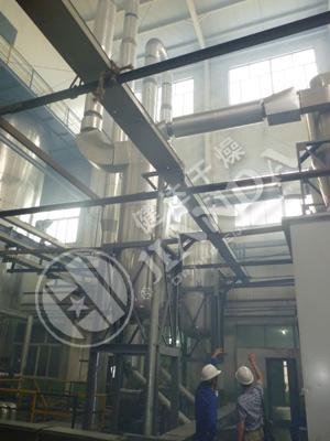 青霉素原料药气流干燥生产线