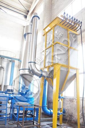 碳酸钙专用旋转闪蒸干燥机