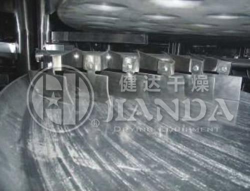 轻质碳酸钙专用盘式干燥机