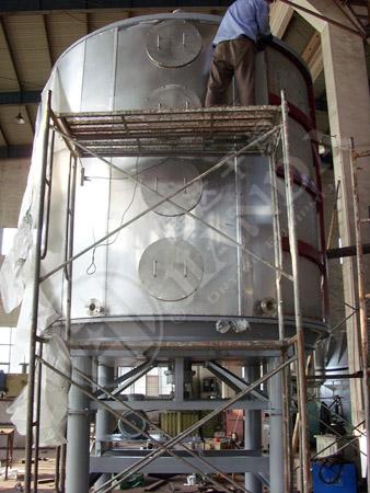 苯胺专用盘式干燥机