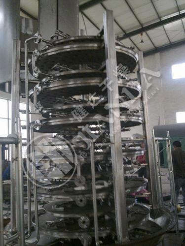 橡胶促进剂专用盘式干燥机