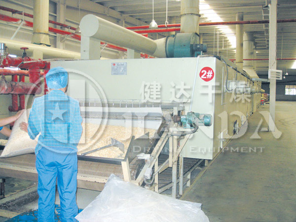 DW-series-general-mesh-belt-drier