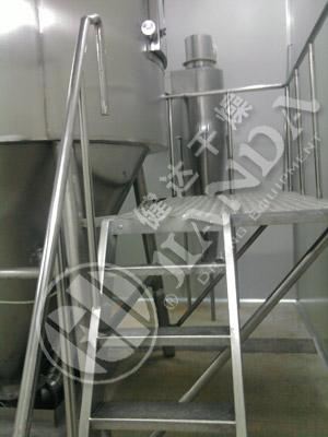 凝胶专用喷雾干燥机