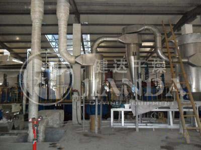 谷氨酸专用气流干燥机