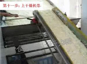 蔬菜脱水-上干燥机输送带