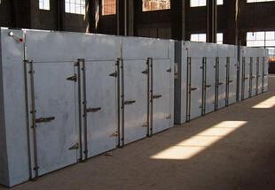 常州健达干燥生产的CT、CT-C系列热风循环烘箱