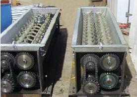 常州健达干燥生产的颜料专用带式干燥机