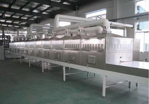 常州健达干燥生产的微波干燥设备