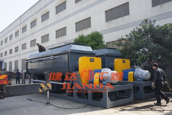 磷酸铁干燥机