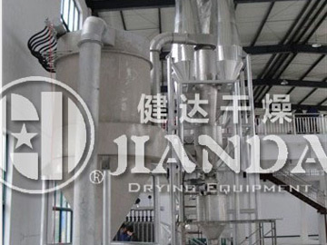 硫酸铵晶体、NAX干燥生产线项目