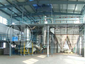PVB专用旋转闪蒸干燥机