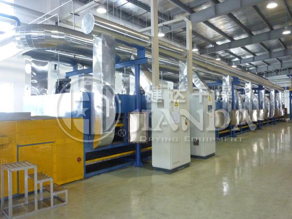 活性碳专用干燥机